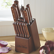 14 pc  cutlery set by pioneer woman