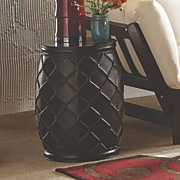 Metal Quilted Table