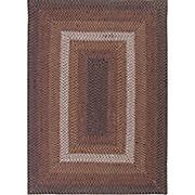 woodbridge braided rectangle wool rugs