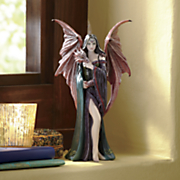 soul mates figurine by anne stokes