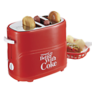 retro coke pop up hot dog toaster