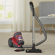featherlite compact cyclonic canister vac by dirt devil
