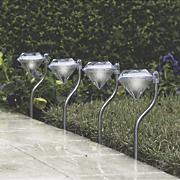 Diamond Pathway Lights