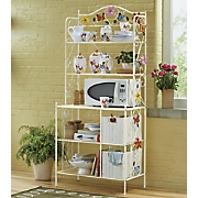 butterfly baker s rack