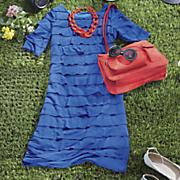 Daisy's New Ruffled Dress