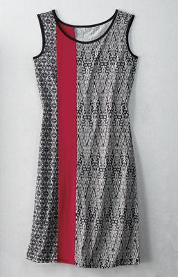 Mixed-Up Tank Dress by Fresh of La