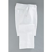 men s white summer pant