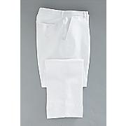men s white summer pant