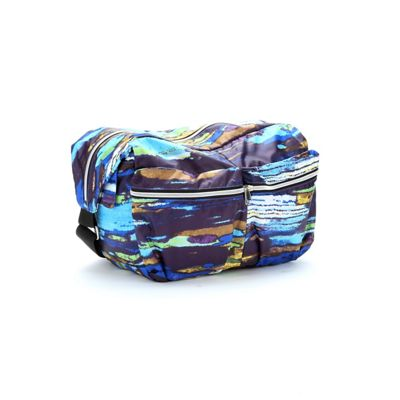 Pockets Packable Nylon Bag