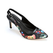 Liv Floral Slingback by Monroe and Main