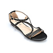 Stud Me Not Sandal by Monroe and Main
