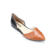 Two-Tone Mae Flat by Monroe and Main
