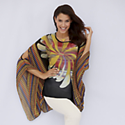 Center of Attention Poncho
