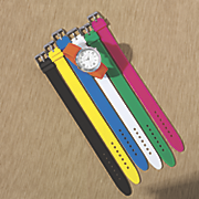 rubber strap watch wardrobe