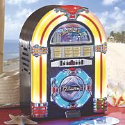 tabletop song list jukebox by crosley