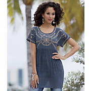 Kaira Embroidered Tunic