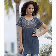 Kaira Embroidered Tunic