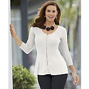 2x2 front zip sweater