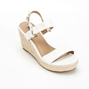 Raffia Wedge by Monroe and Main