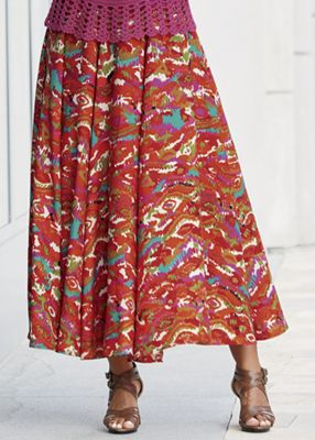 Shikera Circle Skirt