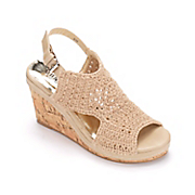 crochet wedge by monroe and main