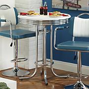 Retro High-Top Table