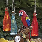 3 pc  solar bottle light set