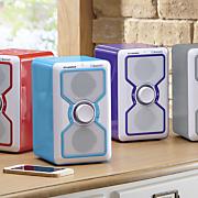 bluetooth wireless speaker by sylvania