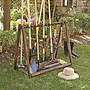gardening tool organizer