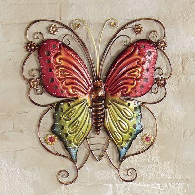 Butterfly Decorative Wall Art