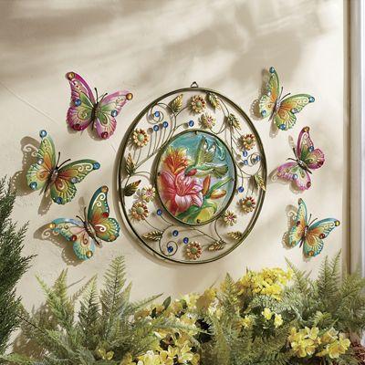 Hummingbird Window/Wall Panel