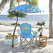 Margaritaville Chair & Beach Umbrella
