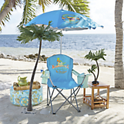 margaritaville chair   beach umbrella