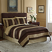 Verona Quilted Coverlet and Sham