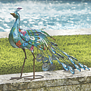Peacock Figurine 2016