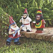 Band Garden Gnome