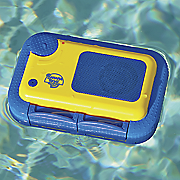 waterproof speaker case by banana boat