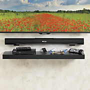 wall mountable stereo sound bar speaker with bluetooth by jensen