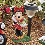 minnie mouse solar lantern