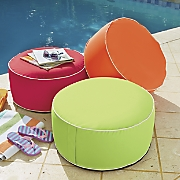 inflatable pouf