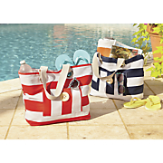 striped tote 41