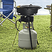 cast iron cooker