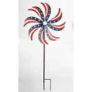 patriotic solar wind spinner