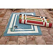 borderline indoor outdoor rug