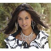 geometric necklace 4