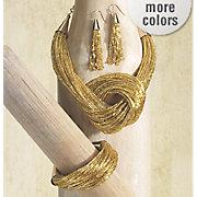 seed bead knot jewelry