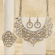 crystal jewelry collection