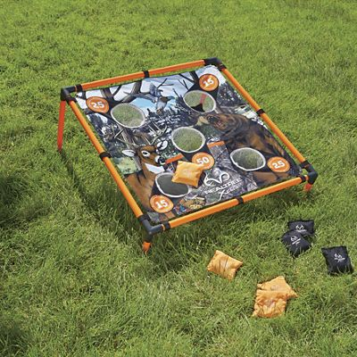 Wildlife 5-Hole Bag Toss by Realtree