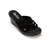 rumblers young at heart sandal by skechers