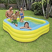 beach wave swim center pool by intex
